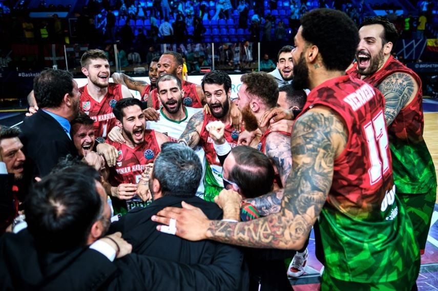 Basketball Champions League - Pınar Karşıyaka finalde