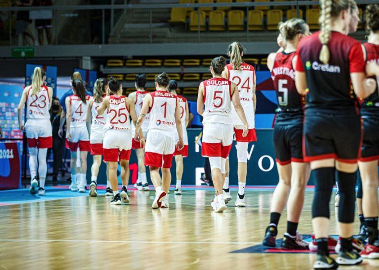 Eurobasket Women 2021 - Potanın Perileri