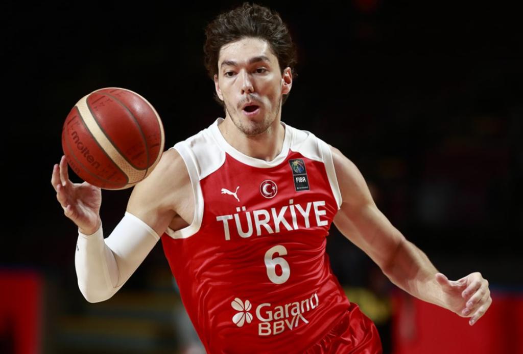 FIBA OQT Türkiye - Uruguay - Cedi Osman