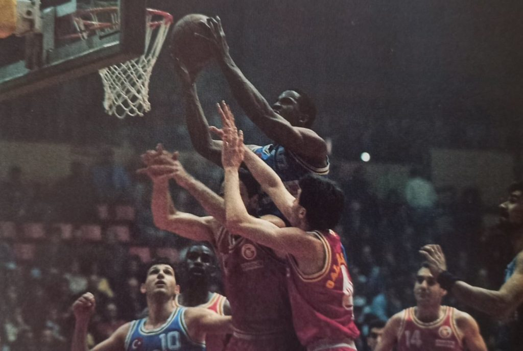 Larry Richard - Fenerbahçe yıllarından