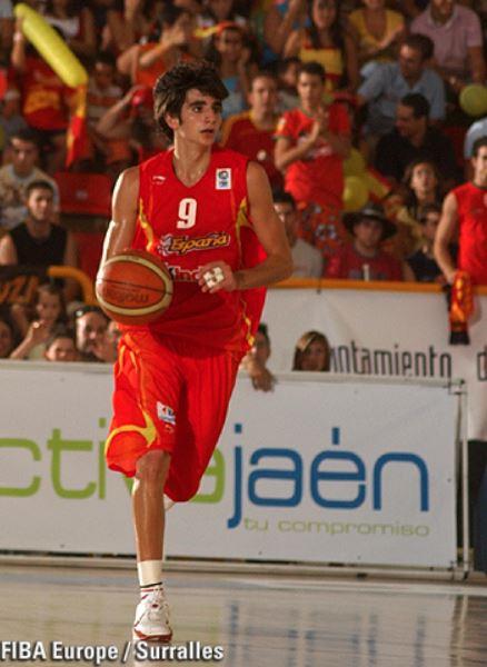 Ricky Rubio - FIBA U16 Europe 2006