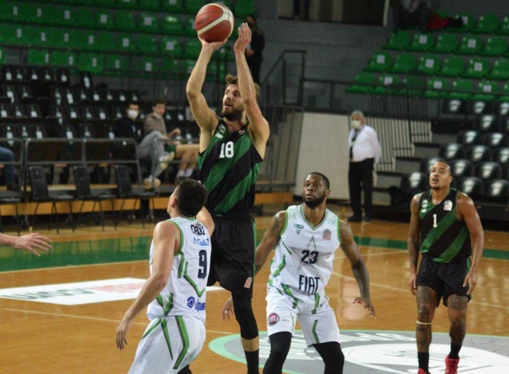 ING Basketbol Süper Ligi 2021-2022 Darüşşafaka - Tofaş - Doğuş Özdemiroğlu